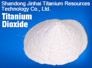 Shandong Jinhai Titanium Resources Technology Co., Ltd.