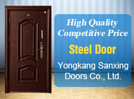 Yongkang Sanxing Doors Co., Ltd.