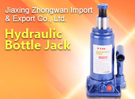Jiaxing Zhongwan Import & Export Co., Ltd.