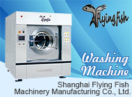 Shanghai Flying Fish Machinery Manufacturing Co., Ltd.