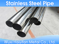 Wuxi Haiyifan Metal Co., Ltd.