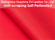 Guangzhou Huashine PU Leather Co., Ltd.