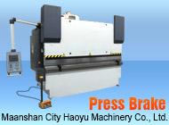 Maanshan City Haoyu Machinery Co., Ltd.