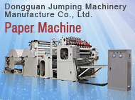 Dongguan Jumping Machinery Manufacture Co., Ltd.