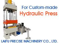 LAIFU PRECISE MACHINERY CO., LTD.