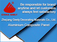 Zhejiang Geely Decorating Materials Co., Ltd.