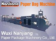 Wuxi Nanjiang Paper Package Machinery Co., Ltd.
