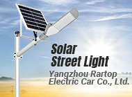 Yangzhou Rartop Electric Car Co., Ltd.