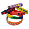 Silicone Bracelet - Guangzhou Jiyue International Trading Co., Ltd.
