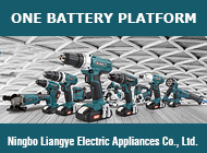 Ningbo Liangye Electric Appliances Co., Ltd.