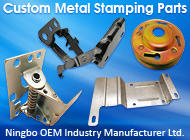 Ningbo OEM Industry Manufacturer Ltd.