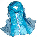 Summer Silk Scarfs