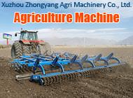 Xuzhou Zhongyang Agri Machinery Co., Ltd.