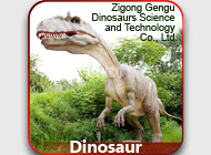 Zigong Gengu Dinosaurs Science and Technology Co., Ltd.