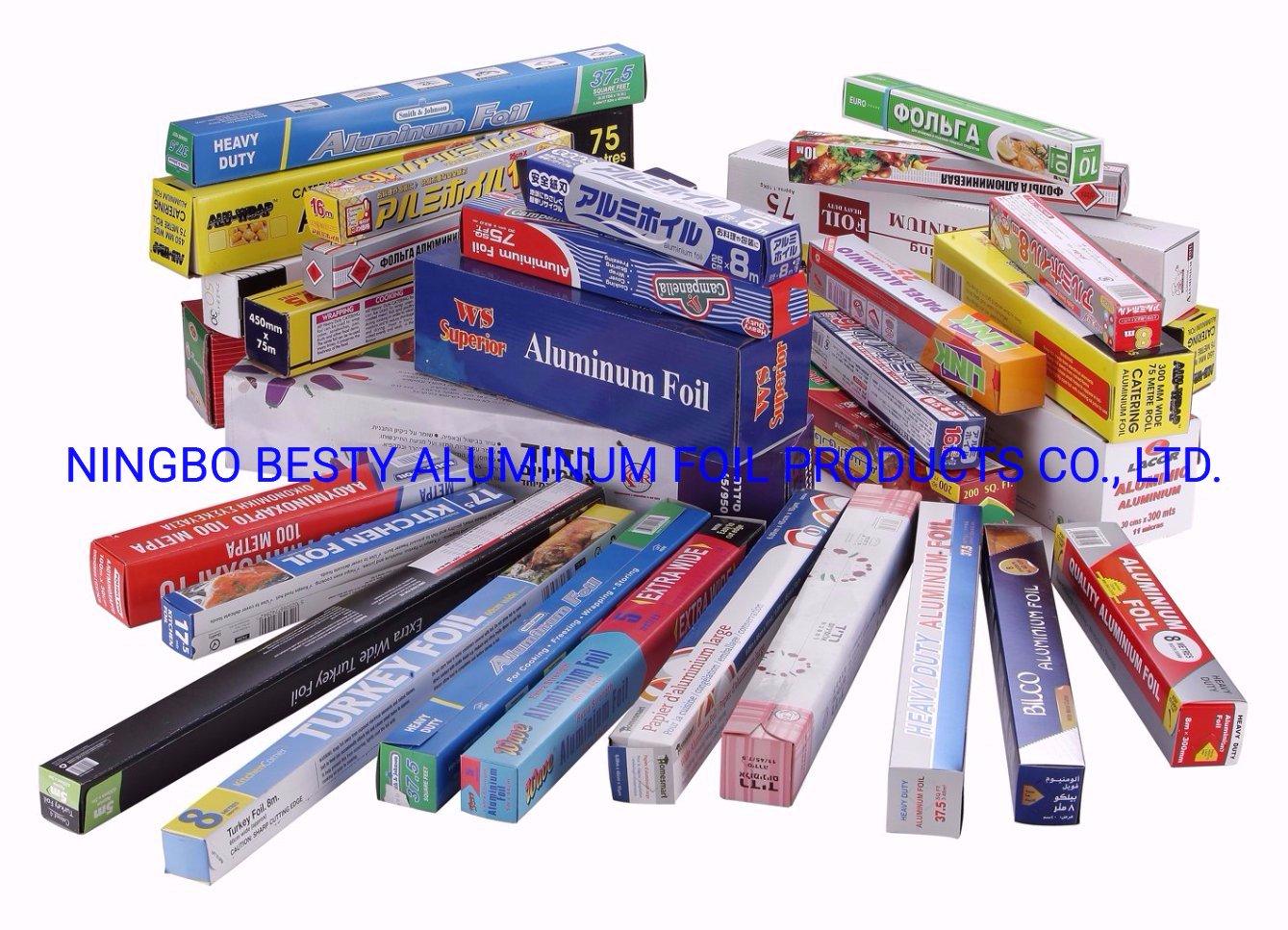 NINGBO BESTY ALUMINUM FOIL PRODUCTS CO., LTD.