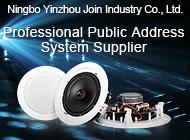 Ningbo Yinzhou Join Industry Co., Ltd.