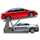 Dependent Car Parking Lift