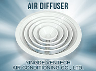 YINGDE VENTECH AIR CONDITIONING CO., LTD.