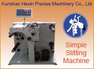 Kunshan Hexin Precise Machinery Co., Ltd.