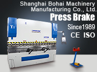 Shanghai Bohai Machinery Manufacturing Co., Ltd.