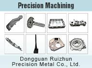 Dongguan Ruizhun Precision Metal Co., Ltd.