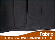 SHAOXING WEIWEI TRADING CO., LTD.
