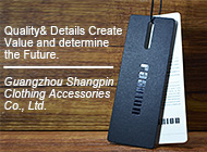 Guangzhou Shangpin Clothing Accessories Co., Ltd.