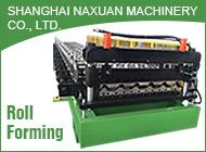 SHANGHAI NAXUAN MACHINERY CO., LTD.