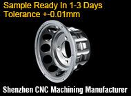 Shenzhen DCM Precision Machinery Co., Ltd.