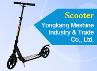 Yongkang Meshine Industry & Trade Co., Ltd.