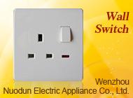 Wenzhou Nuodun Electric Appliance Co., Ltd.