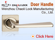 Wenzhou Chaoli Lock Manufacturing Co., Ltd.