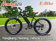 Yongkang Heming Vehicle Co., Ltd.
