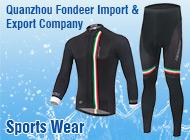 Quanzhou Fondeer Import & Export Company