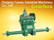 Zhejiang Fomay Industrial Machinery Co., Ltd.