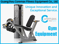 Guangzhou Coremax Fitness Equipment Co., Ltd.
