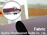 Suzhou Weatherproof Textile Co., Ltd.