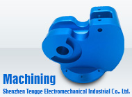 Shenzhen Tengge Electromechanical Industrial Co., Ltd.