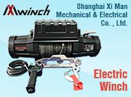 Shanghai Xi Man Mechanical & Electrical Co. , Ltd.