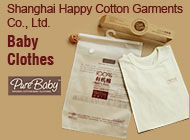 Shanghai Happy Cotton Garments Co., Ltd.
