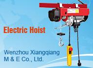 Wenzhou Xiangqiang M & E Co., Ltd.