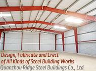 Quanzhou Ridge Steel Buildings Co., Ltd.