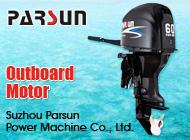 Suzhou Parsun Power Machine Co., Ltd.
