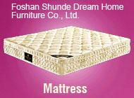 Foshan Shunde Dream Home Furniture Co., Ltd.