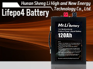 Hunan Sheng Li High and New Energy Technology Co., Ltd.