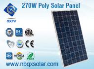 Ningbo Qixin Solar Electrical Appliance Co., Ltd.