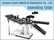 Jiangsu Suxin Medical Equipment Co., Ltd.