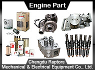 Chengdu Raptors Mechanical & Electrical Equipment Co., Ltd.
