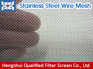 Hengshui Qualified Filter Screen Co., Ltd.