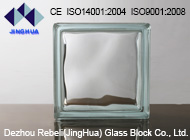 Dezhou Rebeli(JingHua) Glass Block Co., Ltd.